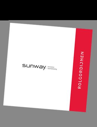 brochure-rolgordijn