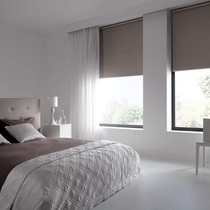Rolgordijnen sunway raamdecoratie bekijk onze colllectie for Gordijnen voor slaapkamer