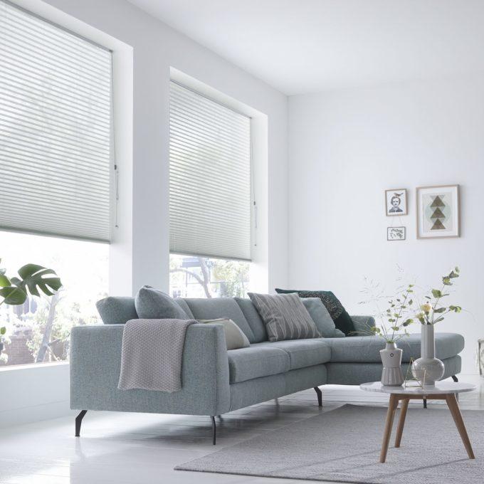 Plissé Shades   Plissé Gordijnen   SUNWAY® raamdecoratie