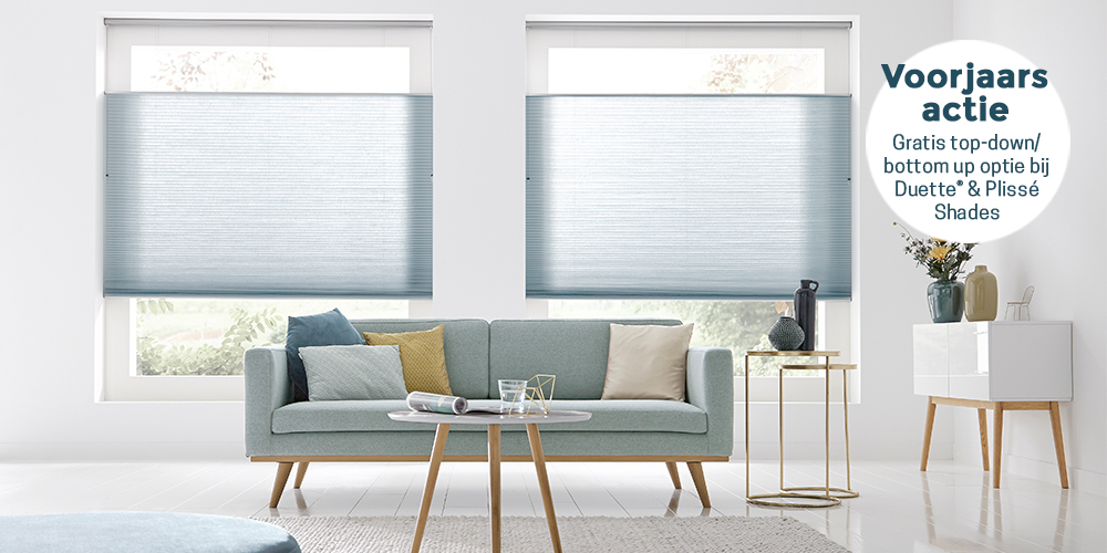Jouw stijl, jouw raamdecoratie | Sunway Raamdecoratie
